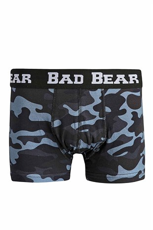 Bad Bear CAMO Erkek Boxer 18.01.03.015-Navy