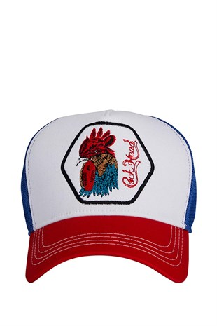 Bad Bear ROOSTER CAP Erkek Şapka 20.02.01.013OFF-WHITE