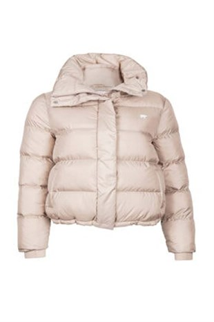 Bad Bear WINTER BLOOM PUFFER Kadın Ceket 20.04.13.002WHITE