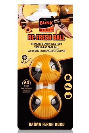 Blink SPORT RE-FRESH BALL Unisex Koku Topu B-8930-