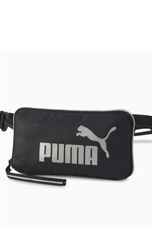 Puma WMN Core Up Sling Bag  077480 01 SIYAH
