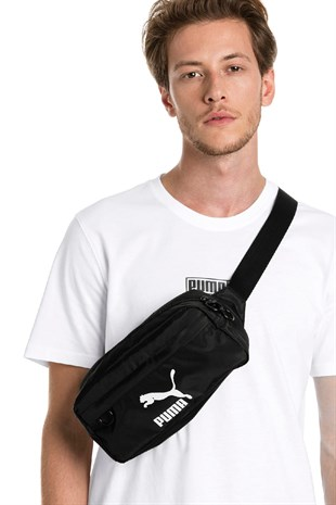 Puma Originals Bag Unisex Bel Çantası 076071-01-